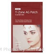 T-Zone AG Patch 4 pieces