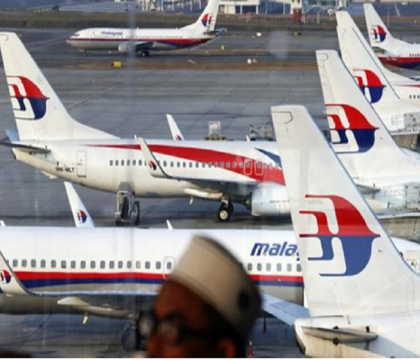 Malaysia Airlines offers full refund for flights to and from mainland China