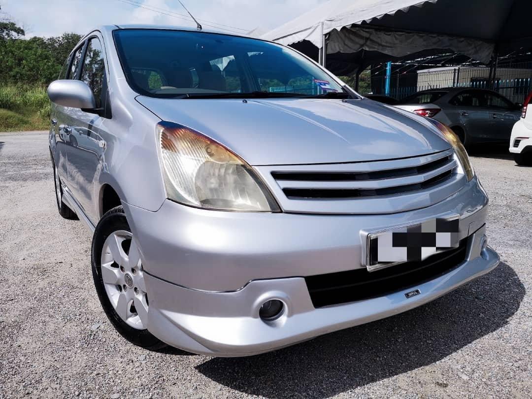 2010 Nissan GRAND LIVINA 1.6 CLASSIC/COMFORT (A)