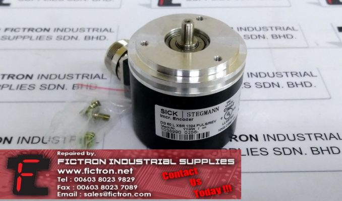 DG60LXSR1024PULSREV SICK Rotary Encoder Supply Malaysia Singapore Indonesia USA Thailand