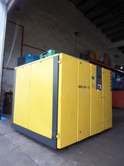 150 hp Screw Type Air Compressor