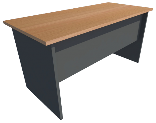 Writing Table (Beech + Graphite)