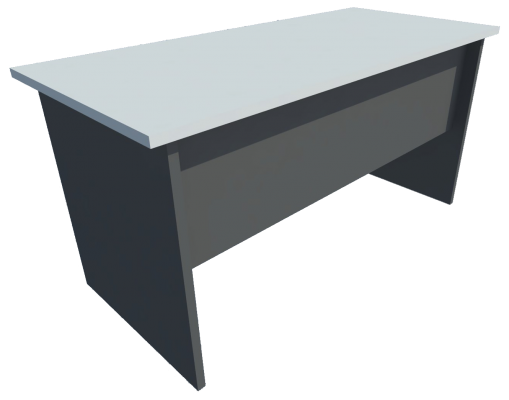 Writing Table (Grey + Graphite)