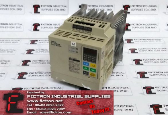 3Q3EV-A2015-E 3Q3EVA2015E OMRON Inverter Supply Repair Malaysia Singapore Indonesia USA Thailand