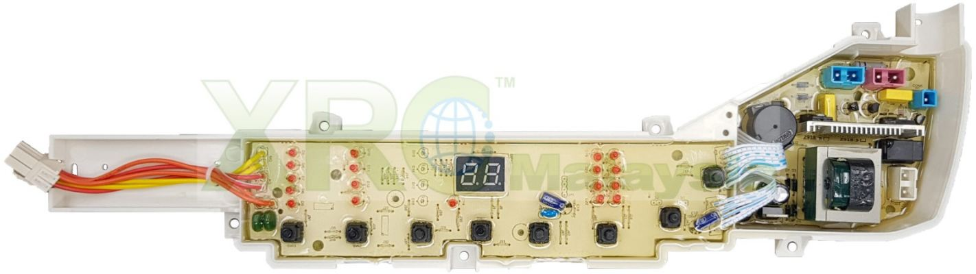 HWM60-M1201 HAIER WASHING MACHINE PCB BOARD