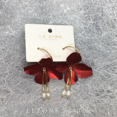 14K DESIGNER EARRINGS 【2ND 50%】