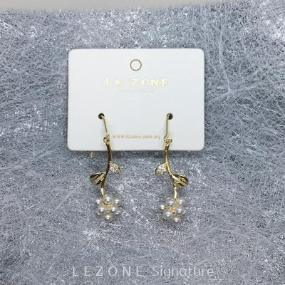 14K DESIGNER EARRINGS��PWP leggings @RM4.90! ��