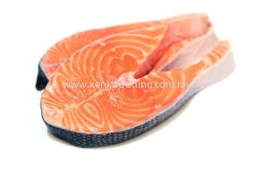 Frozen Salmon Steak  XK815 XT