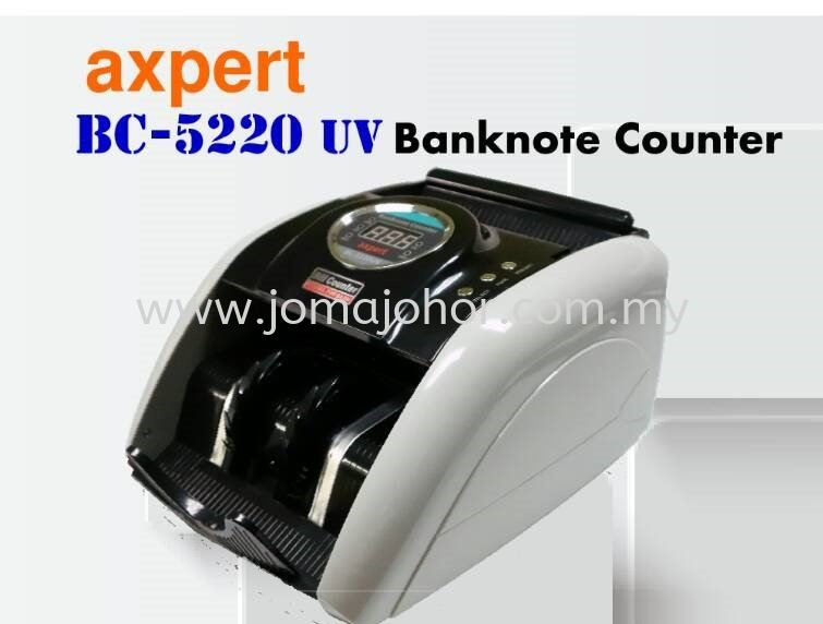 Axperts 5220UV Axpert Bank Note Counter