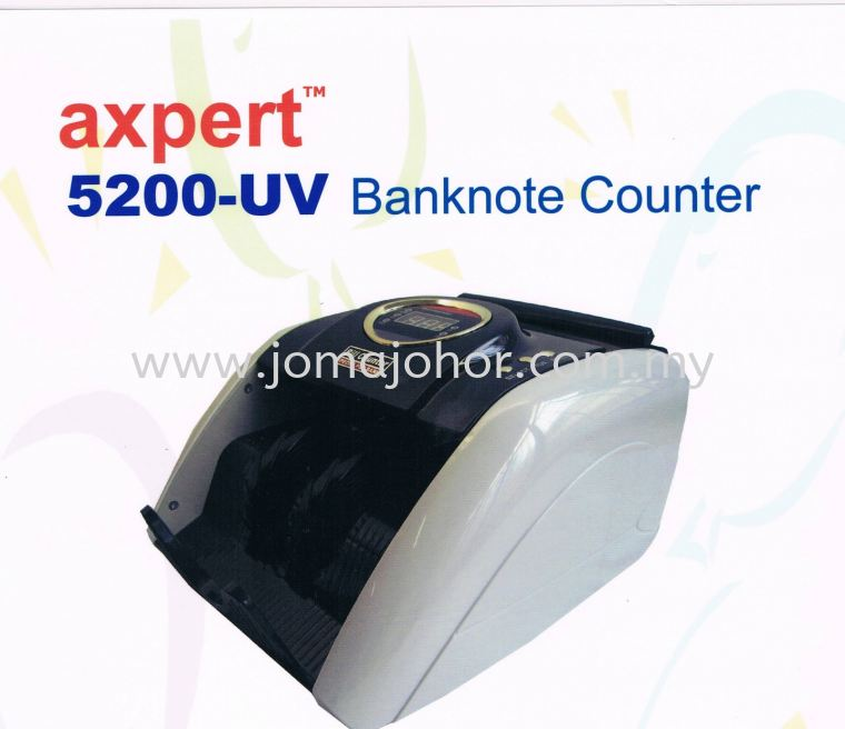 Axpert 5200UV Axpert Bank Note