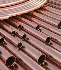 Copper Tubing and Pipe