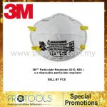 3M™ Particulate Respirator 8210, N95 (ONE PCS)
