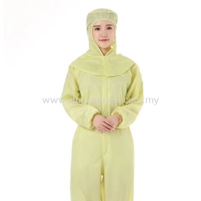 Cleanroom Coverall Jacket