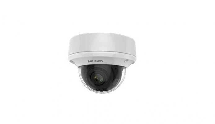 DS-2CE5AH8T-AVPIT3ZF. Hikvision 5MP Moto Varifocal Dome Camera