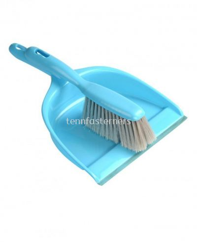 DUSTPAN WITH BRUSH(MC)