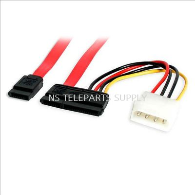 SATA CABLE 2 IN 1( 7+15 )
