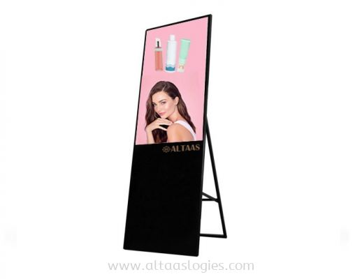 LCD Standee AT43L (Long)