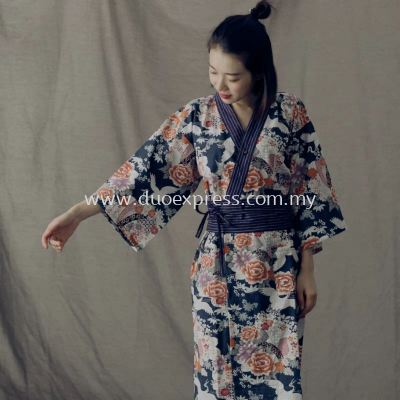 Japanese Traditional Costume - Yukata