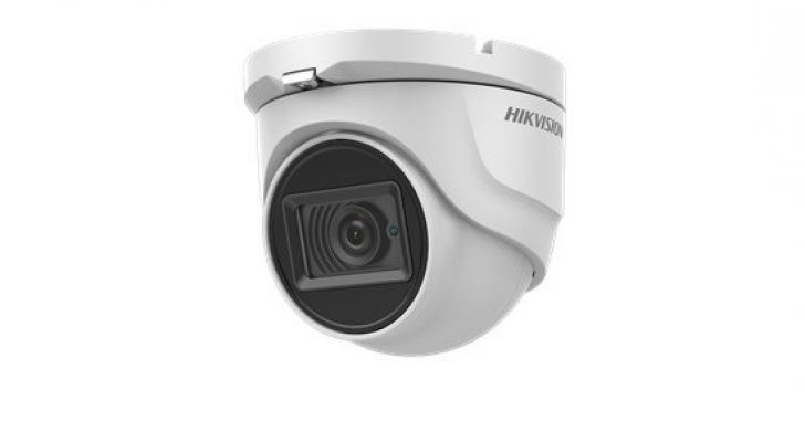DS-2CE76H8T-ITMF. Hikvision 5MP Fixed Turret Camera