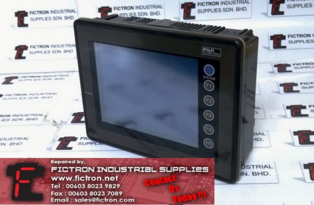UG221H-LC4D UG221HLC4D FUJI ELECTRIC HMI Touch Screen Supply Repair Malaysia Singapore Indonesia USA Thailand
