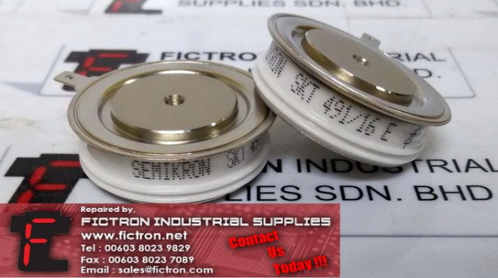 SKT491 16E SEMIKRON Rectifier Supply Malaysia Singapore Indonesia USA Thailand
