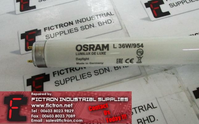 L 36W/954 L36W954 OSRAM Fluorescent Lamp Supply Malaysia Singapore Indonesia USA Thailand
