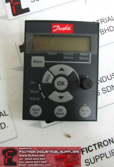 132B0101 DANFOSS Control Panel Supply Malaysia Singapore Indonesia USA Thailand
