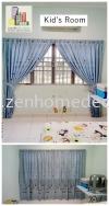 Curtain Curtain Curtain & Lace