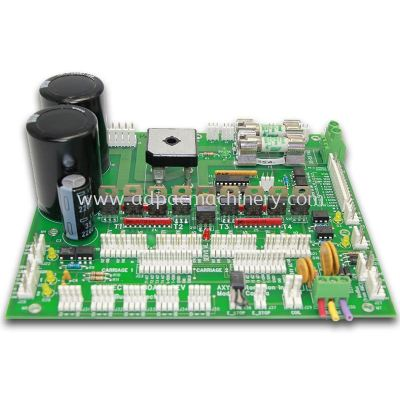 Assembled Rev. 05A Connection Board