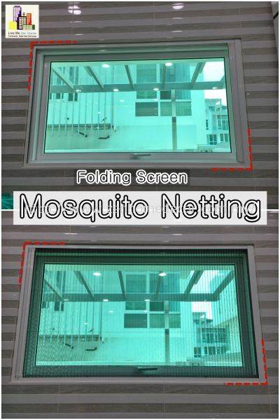 Folding Screen Netting