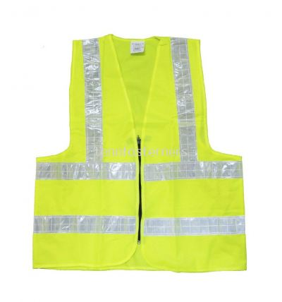 120G SAFETY VEST (GREEN)