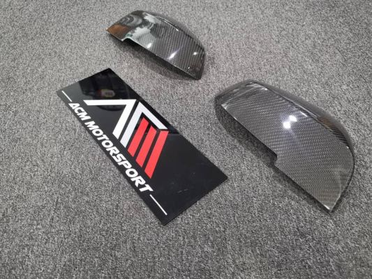 BMW F30 Carbon side mirror cover