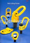 YOKE - BOLT LIFTING POINTS BOLT LIFTING POINTS YOKE