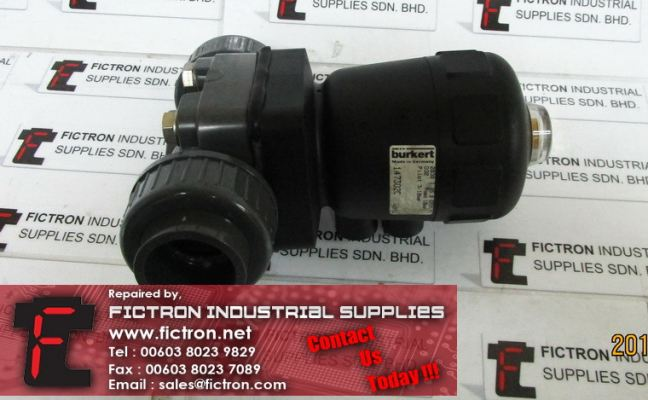 147302C BURKERT Pneumatic Diaphragm Valve Supply Malaysia Singapore Indonesia USA Thailand