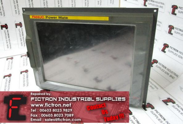 A02B-0259-C212 A02B0259C212 FANUC LCD Touch Panel Supply Repair Malaysia Singapore Indonesia USA Thailand