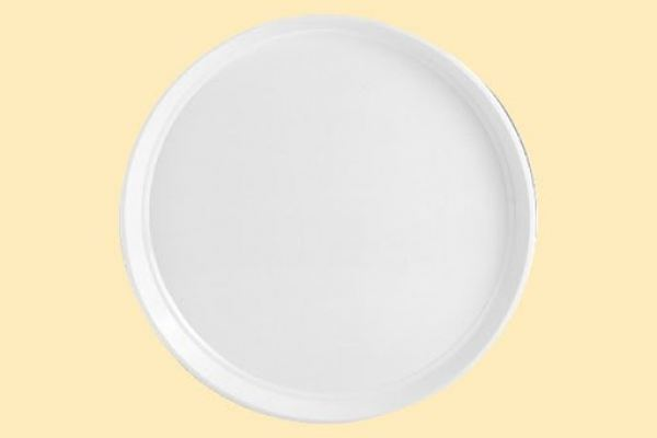 SAN NENG White Round Display Tray SN4331