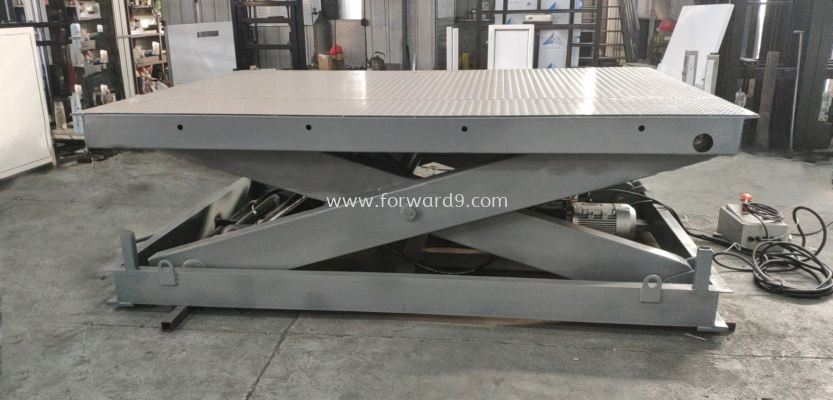 Customize 4.0Ton Electric Lift Platform