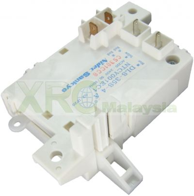 AW-E900LM TOSHIBA WASHING MACHINE LID LOCK
