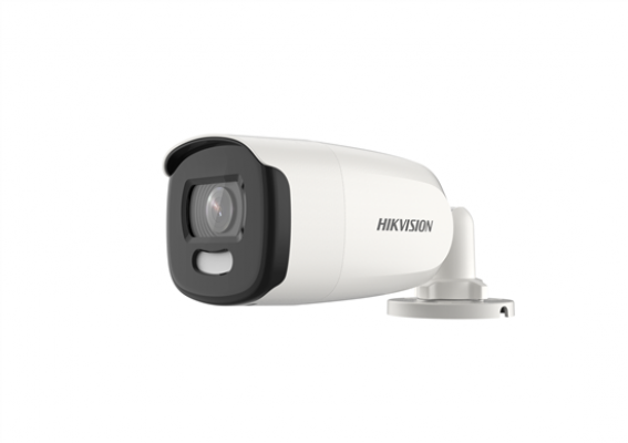 DS-2CE12HFT-F28.Hikvision 5 MP ColorVu Fixed Bullet Camera