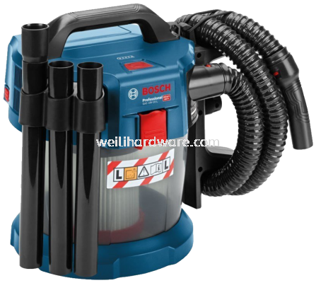 Bosch GAS18V-10L Cordless Dust Extractor
