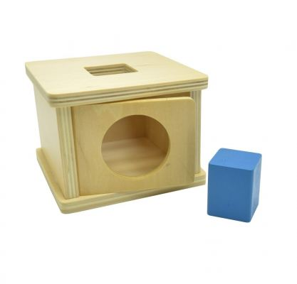 KIO003 Imbucare Box with Cube