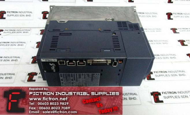 RYT302D5-VV2 RYT302D5VV2 FUJI ELECTRIC Servo Amplifier Supply Repair Malaysia Singapore Indonesia USA Thailand