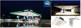 Petrol Station Canopy Light (SIRIM) Petrol Station Lighting