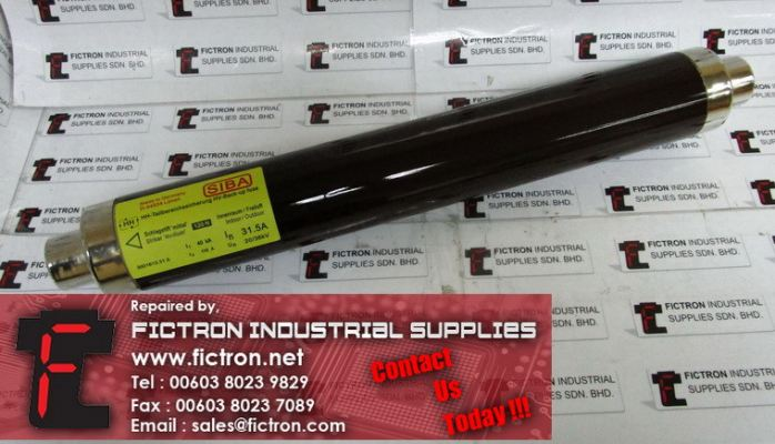 D-44534 D44534 SIBA High Voltage Fuse Link Supply Malaysia Singapore Indonesia USA Thailand