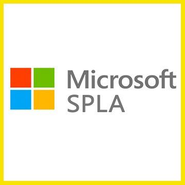 Microsoft SPLA Rental License Fee for Windows Server Standard core 2 lic core lic for unlimited users valid for 1 month only