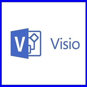 Microsoft SPLA Rental License Fee for MS  Visio Standard SAL