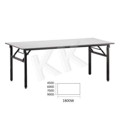 Foldable Rectangular Banquet Table (1800W)