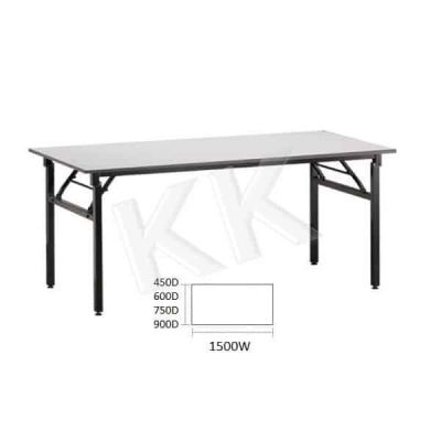 Foldable Rectangular Banquet Table (1500W)