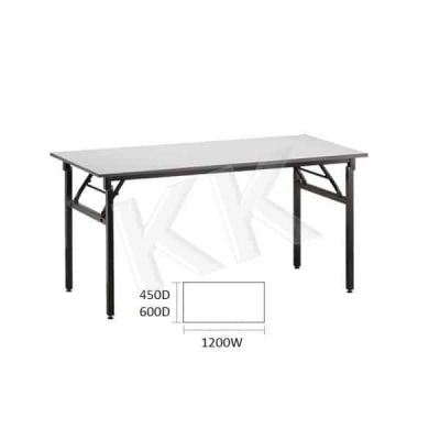 Foldable Rectangular Banquet Table (1200W)