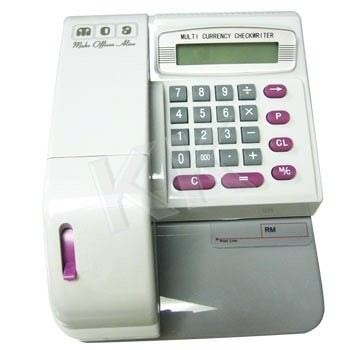 MOA MCEC-310 Multi-Currency Electronic Checkwriter
